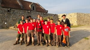Ticonderoga welcomes scouting groups