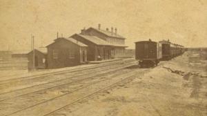 Old Cheyenne Depot
