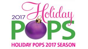 2017 Holiday Pops Logo