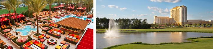 Golden Nugget Pool & Country Club Golf Club