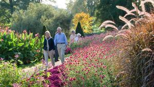 Longwood Gardens Fall Walkers