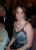 Kristin Shanley enjoyed an elegant evening at the H. Lee White Marine Museum's premier fund-raising event, 'A Titanic Affair' in 2006.