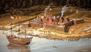 NYS Museum - Fort Orange Exhibition