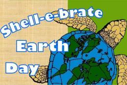 Shell-e-brate Earth Day