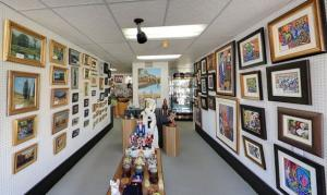 Seaside Art Gallery, Nags Head, North Carolina
