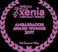 Ambassador Award Winner