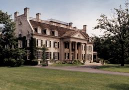 The George Eastman House in Rochester is the world's preeminent museum of photography and is home to hundreds of thousands of photographs encompassing the full history of the medium. (Darren McGee/NYS DED)