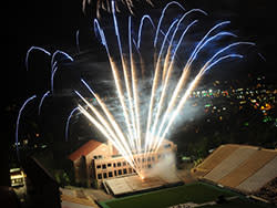 Fireworks at Folsom