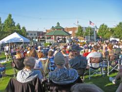 Music Off Main in Sumner, Washington