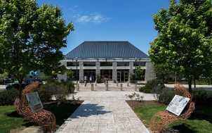 Kentucky Artisan Center Facade