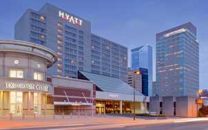 Hyatt Regency Lexington; Lexington, KY