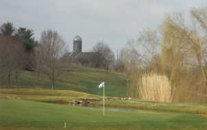 Tates Creek Golf Course: Lexington, KY