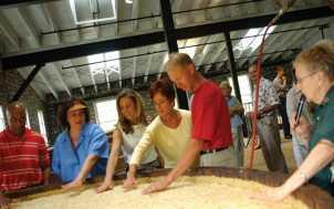 Woodford Reserve Distillery: Versailles, KY