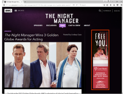 2017 Winter Marketing Campaign - Online - AMC.com - Cove Haven Entertainment Resorts