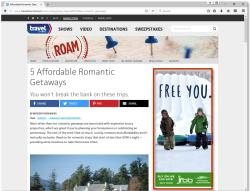 2017 Winter Marketing Campaign - Online - TravelChannel.com - JFBB