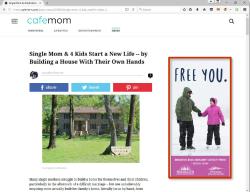 2017 Winter Marketing Campaign - Online - Cafemom.com - Woodloch Resort
