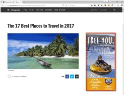 2017 Winter Marketing Campaign - Online - Esquire.com - Fernwood Resort