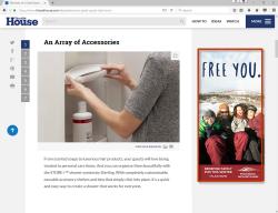 2017 Winter Marketing Campaign - Online - ThisOldHouse.com - Pocono Mountains Visitors Bureau