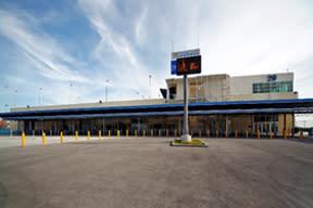 Exterior photo of Cruise Terminal 29
