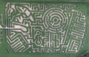 2018 Amazing Maize Maze