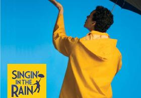 Singing in the Rain at TCT