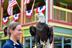 Memorial Day at Tampa's Lowry Park Zoo