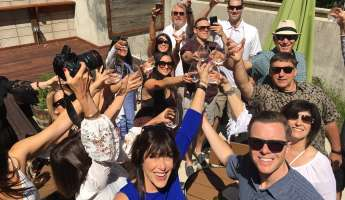 Paso Robles Shared Group Wine Tour