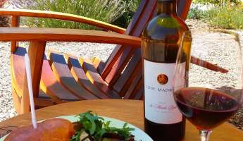 Gourmet Burger Sunday's with Lone Madrone Winery