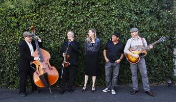 Friday Night Concert - The Tipsy Gypsies