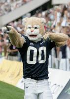 BYU Cougar Mascot