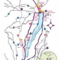 Canandaigua Wine Trail Map