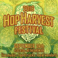 2016 Hop Harvest Festival