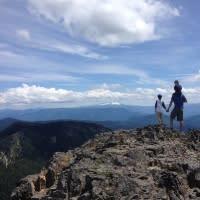 Hiking at Bohemia Mountain