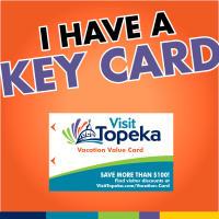 I have a key card