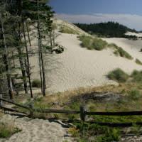 Oregon Dunes hike by Traci Williamson