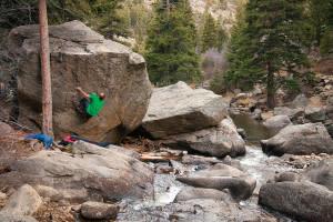 Climbing mag - DO NOT USE