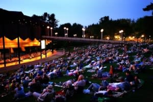 Orchestra at Spac