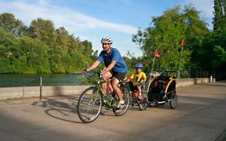 Cycling Eugene