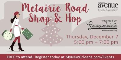 Metairie Road Shop & Hop