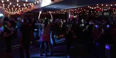 Silent Disco at the Penthouse in Rochester