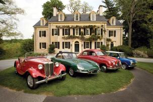 Plan Your Visit Hagley Car Show