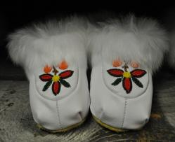 Moccasins for sale in Churchill, Manitoba