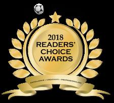 2018 SportsEvents Readers' Choice Award Winner