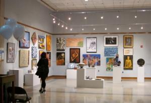 Mezzanine Art Gallery