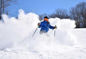 Hidden Valley Skiing
