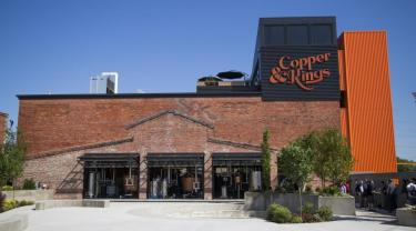 Copper & Kings exterior