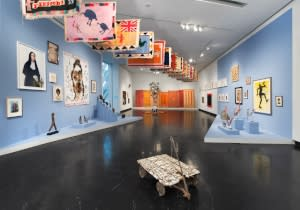 Installation view, If I Had Possession Over Judgement Day: Collections of Claude Simard