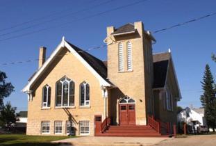 Treherne United Church