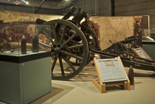 The Royal Canadian Artillery Museum (RCA Museum)