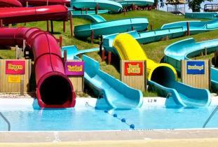 Fun Mountain Slide Park